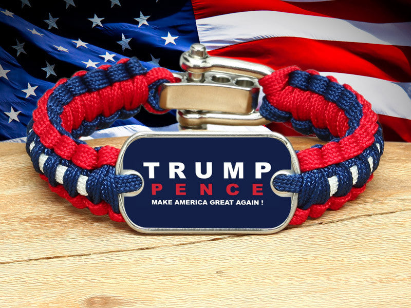 Light Duty Survival Bracelet™ - Trump 5