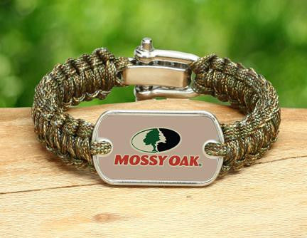 Light Duty Survival Bracelet™ - Mossy Oak® - Matches Multicam®