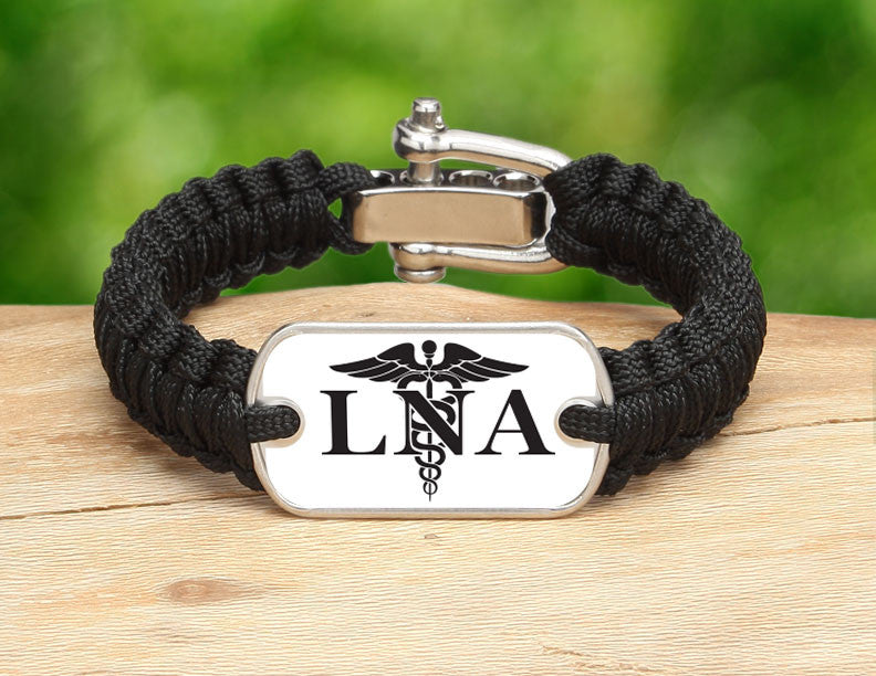 Light Duty Survival Bracelet™ - Licensed Nursing Assistant