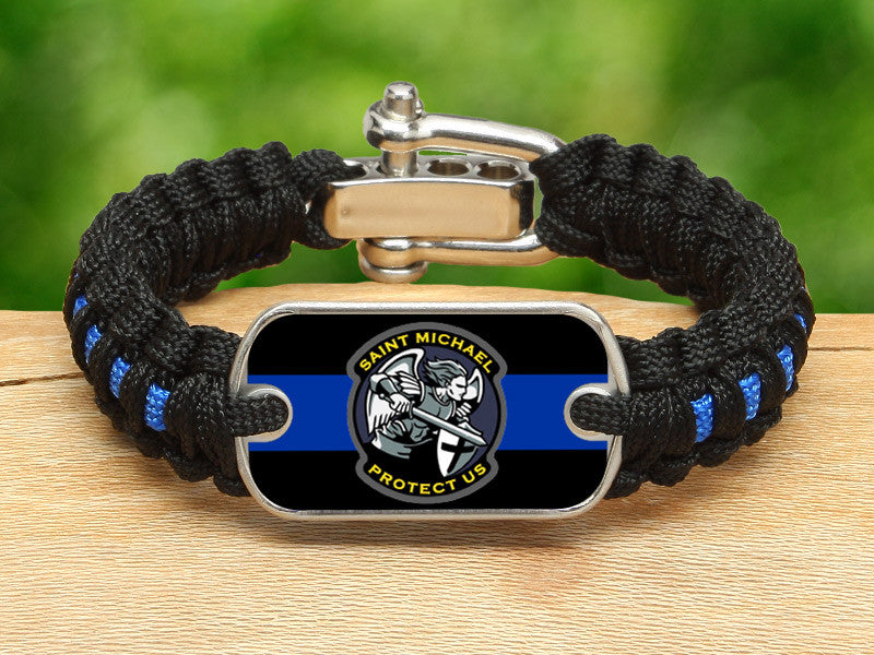 Light Duty Survival Bracelet™ - St. Michael