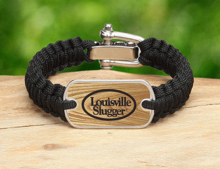Light Duty Survival Bracelet - Louisville Slugger®