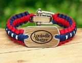 Light Duty Survival Bracelet - Louisville Slugger® - R-Patriot