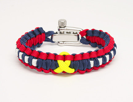 Light Duty Survival Bracelet™ - Troop Support