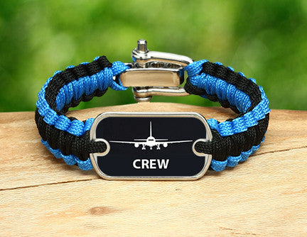Light Duty Survival Bracelet™ - Crew Tag