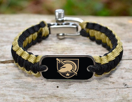 Light Duty Survival Bracelet™ - Officially Licensed - U.S. Military Academy®