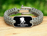 Light Duty Survival Bracelet™ - Wounded Warrior Project