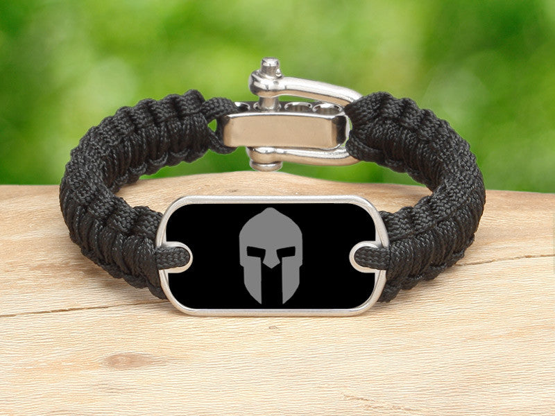 Light Duty Survival Bracelet™ - Spartan Gray