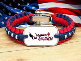 Light Duty (Ladies) Survival Bracelet™ - Women 4 Trump