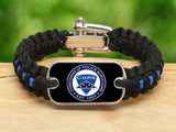 Light Duty Survival Bracelet™ - Concerns Of Police Survivors