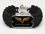 WIDE Survival Bracelet™ - Lone Survivor Foundation