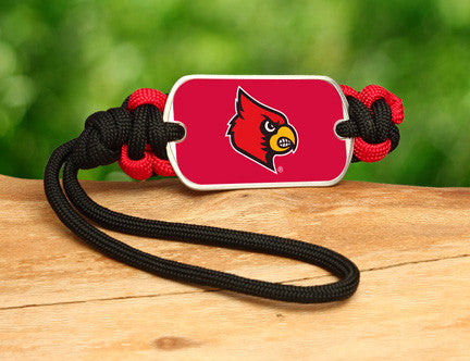 Gear Tag - Officially Licensed - Louisville® Cardinals®