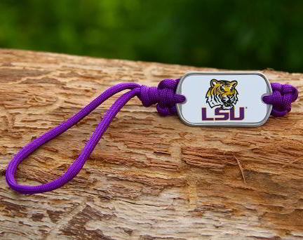 Gear Tag - Officially Licensed - LSU Tigers™ V2