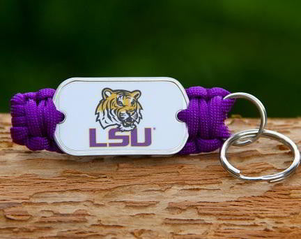 Key Fob - Officially Licensed - LSU Tigers™ V2