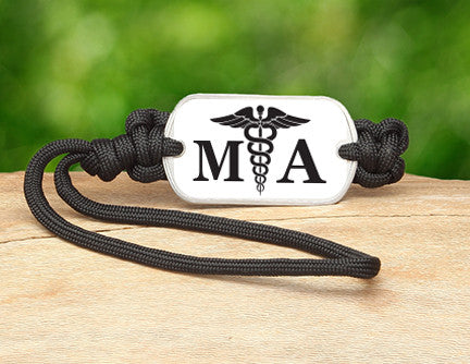 Gear Tag - Medical Assistant Tag