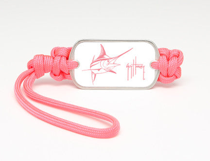 Gear Tag-Guy Harvey-Marlin Signature-Pink