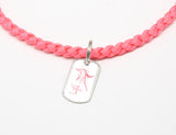 Necklace-Guy Harvey-Marlin Signature-Pink