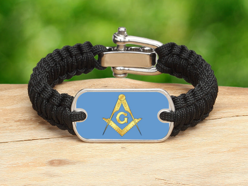 Light Duty Survival Bracelet-Masons