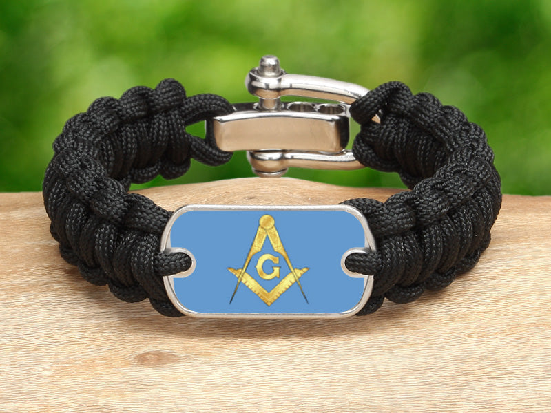 Regular Survival Bracelet-Masons