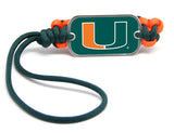 Gear Tag - Officially Licensed - Miami Hurricanes™