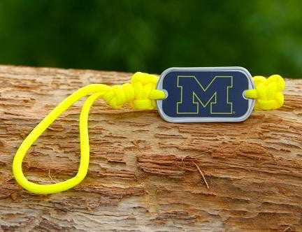 Gear Tag - Officially Licensed - Michigan Wolverines™ V2