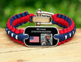Light Duty Survival Bracelet™ - Hero Picture