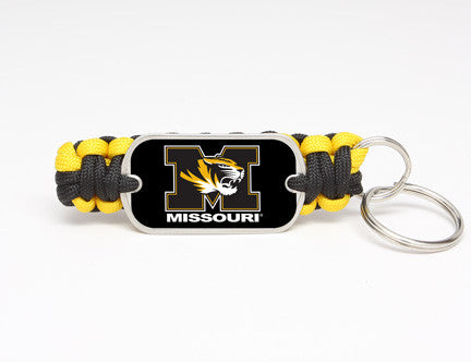 Key Fob - Officially Licensed -  University of Missouri® Tigers™