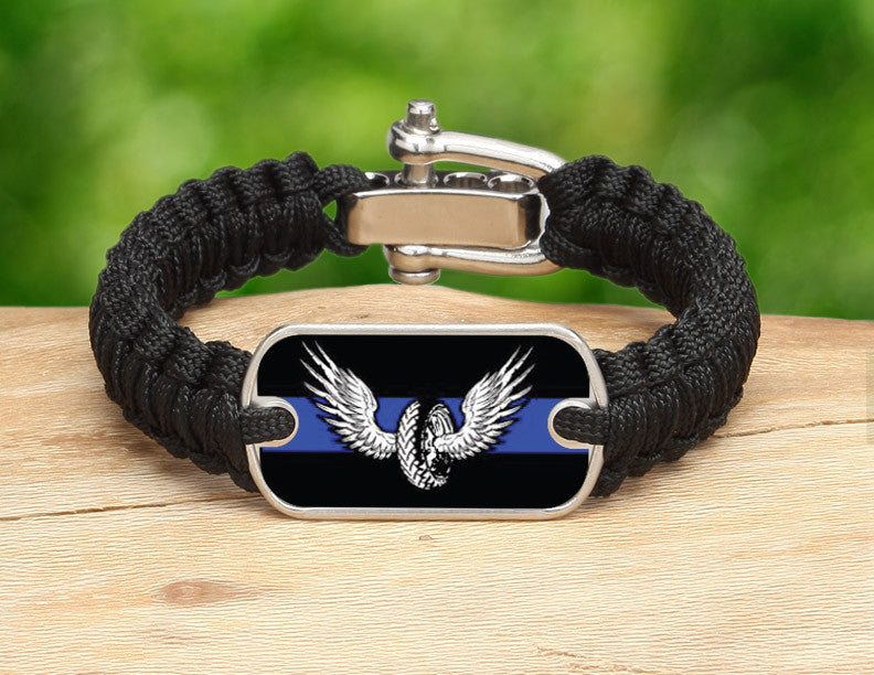 Light Duty Survival Bracelet™ - Police Motor Unit