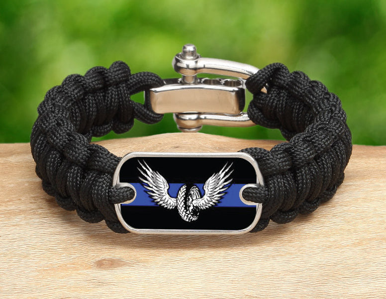 Regular Survival Bracelet™ - Police Motor Unit