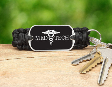 Key Fob - Medical Technician Tag