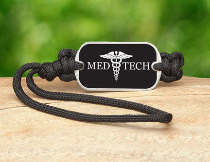 Gear Tag - Medical Technician Tag