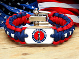 Regular Survival Bracelet™ - Minuteman - R. Patriot