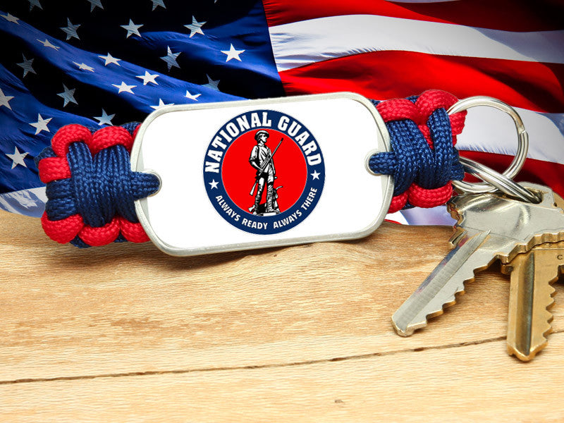 Key Fob - Minuteman - R. Patriot