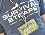 Neck ID Lanyard - Officially Licensed - U.S. Navy - V1