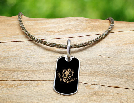 Neck Cord - Navy SEAL Foundation - Bone Frog Matches Multicam®