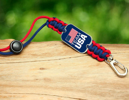 Neck ID Lanyard - Team USA