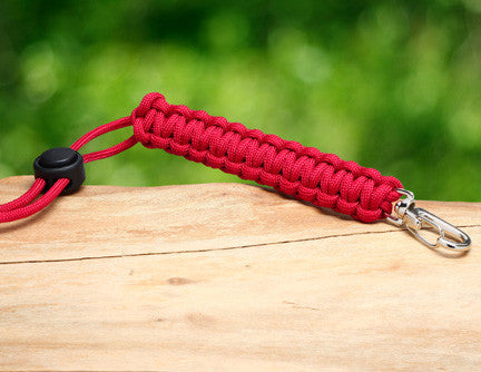 Neck ID Lanyard - RED Friday
