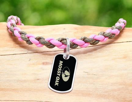 Necklace - Mossy Oak® - Matches Multicam® and Rose Pink