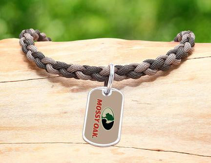 Necklace - Mossy Oak® - OD Green and Desert Tan