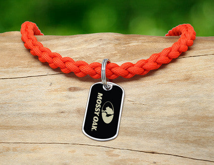 Necklace - Mossy Oak® - Neon Orange