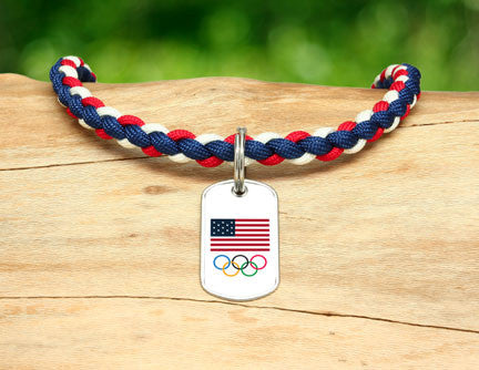 Necklace - Team USA 5-Ring