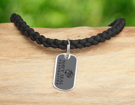 Necklace - Navy SEAL Foundation - Stealth