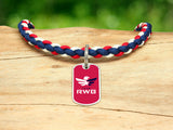 Necklace - Team RWB Red Tag