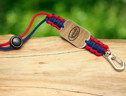 Neck ID Lanyard - Louisville Slugger® - R-Patriot