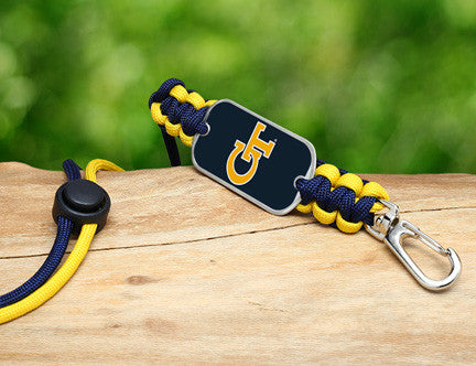 Neck ID Lanyard - Officially Licensed - Georgia Tech®