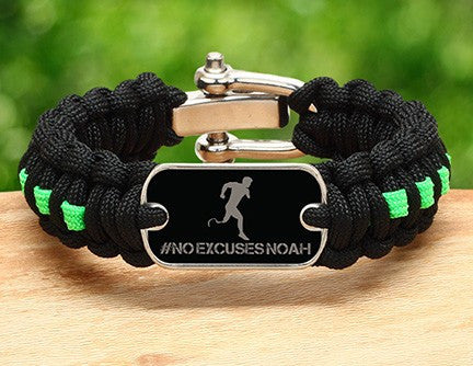 Regular Survival Bracelet - Noah Galloway