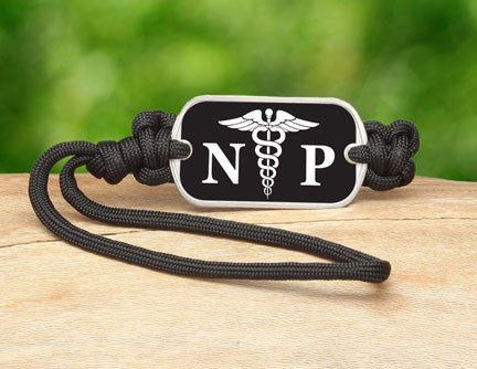 Gear Tag - Nurse Practitioner Tag