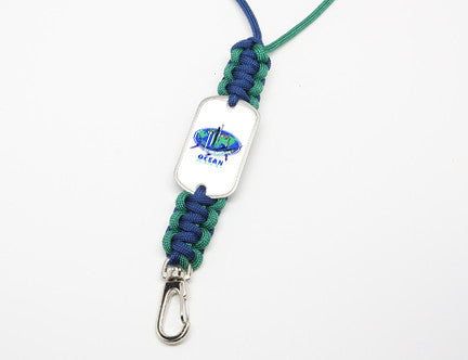 Neck ID Lanyard-Guy Harvey-Ocean Foundation