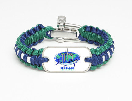 Light Duty Survival Bracelet™-Guy Harvey-Ocean Foundation