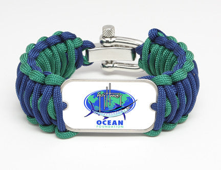 WIDE Survival Bracelet™-Guy Harvey-Ocean Foundation