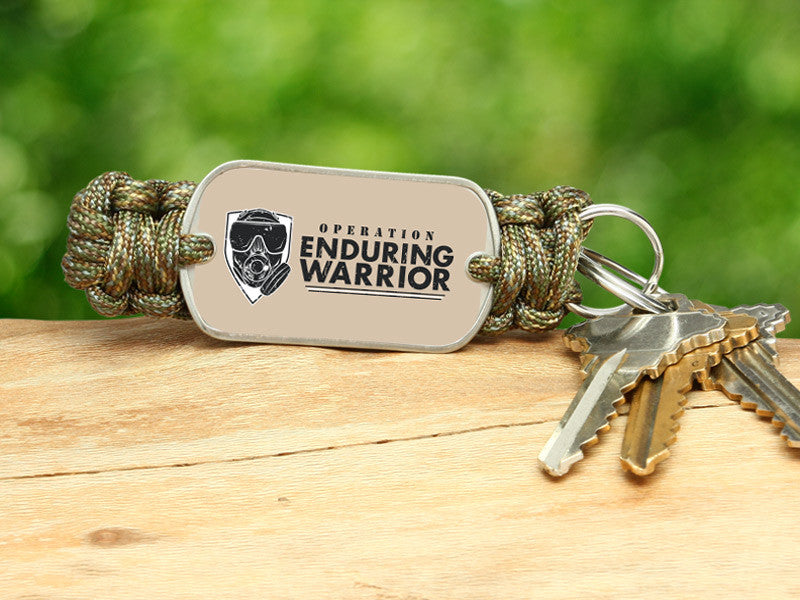 Key Fob - Operation Enduring Warrior